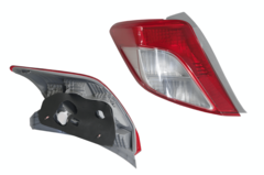 TOYOTA YARIS NCP130 TAIL LIGHT LEFT HAND SIDE