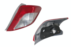TOYOTA YARIS NCP130 TAIL LIGHT RIGHT HAND SIDE