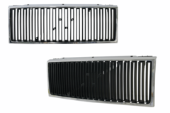 VOLVO 740/760 GRILLE FRONT