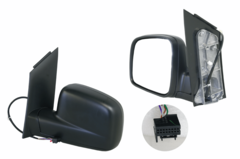 VOLKSWAGEN CADDY 2K DOOR MIRROR LEFT HAND SIDE