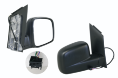 VOLKSWAGEN CADDY 2K DOOR MIRROR RIGHT HAND SIDE