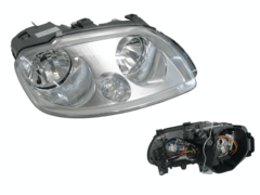VOLKSWAGEN CADDY 2K HEADLIGHT RIGHT HAND SIDE