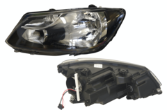 VOLKSWAGEN CADDY HEADLIGHT LEFT HAND SIDE