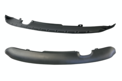 VOLKSWAGEN POLO 9N APRON PANEL REAR LOWER