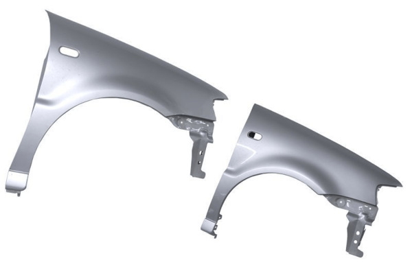 VOLKSWAGEN POLO 6N GUARD RIGHT HAND SIDE