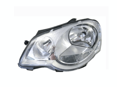VOLKSWAGEN POLO 9N HEADLIGHT LEFT HAND SIDE