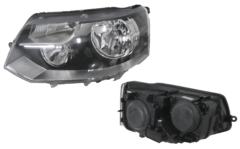 VOLKSWAGEN TRANSPORTER T5 HEADLIGHT LEFT HAND SIDE