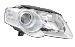 VOLKSWAGEN PASSAT B6 3C HEAD LIGHT RIGHT HAND SIDE
