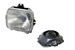 FORD COURIER PC HEADLIGHT