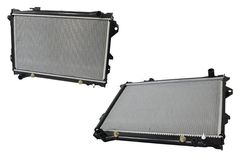 FORD COURIER PC RADIATOR
