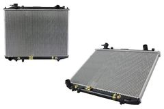 FORD COURIER PD/PE/PG/PH RADIATOR