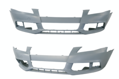 AUDI A4 B8 BAR COVER FRONT