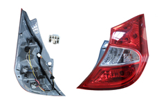 HYUNDAI ACCENT HATCHBACK RB TAIL LIGHT RIGHT HAND SIDE