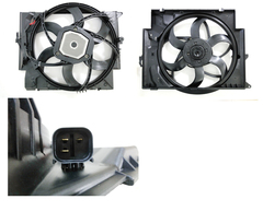 BMW 3 SERIES E90/E91/E92/E93 RADIATOR FAN