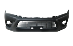 TOYOTA HILUX BAR COVER FRONT (WIDE)
