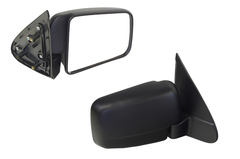 MAZDA BRAVO B2500 UN DOOR MIRROR RIGHT HAND SIDE