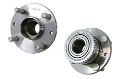 MAZDA 323 BF/BG/BA/BJ WHEEL HUB REAR