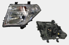 NISSAN PATHFINDER R51 HEADLIGHT LEFT HAND SIDE