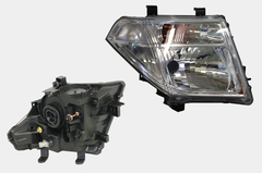 NISSAN PATHFINDER R51 HEADLIGHT RIGHT HAND SIDE