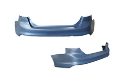 FORD FOCUS LW BAR COVER REAR