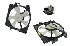 FORD LASER KN/KQ A/C CONDENSER FAN