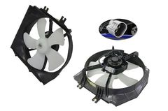 FORD LASER KN/KQ RADIATOR FAN