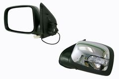HOLDEN COLORADO RC DOOR MIRROR LEFT HAND SIDE