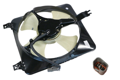 HONDA ACCORD CB A/C CONDENSER FAN