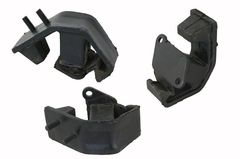 SUBARU LIBERTY BC/BD ENGINE MOUNT LEFT HAND SIDE REAR