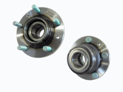 MAZDA PREMACY CP WHEEL HUB REAR