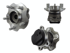 NISSAN JUKE F15 WHEEL HUB REAR