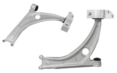 AUDI Q3 8U CONTROL ARM LEFT HAND SIDE FRONT LOWER