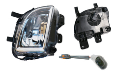 VOLKSWAGEN GOLF MK6 FOG LAMP LEFT HAND SIDE