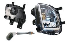 VOLKSWAGEN GOLF MK6 FOG LAMP RIGHT HAND SIDE