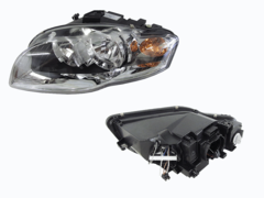 AUDI A4 B7 HEADLIGHT LEFT HAND SIDE