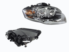 AUDI A4 B7 HEADLIGHT RIGHT HAND SIDE