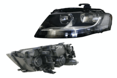AUDI A4 B8 HEADLIGHT LEFT HAND SIDE