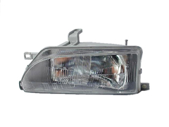 HOLDEN NOVA LE/LF HEADLIGHT LEFT HAND SIDE
