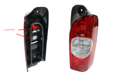 RENAULT MASTER TAIL LIGHT RIGHT HAND SIDE