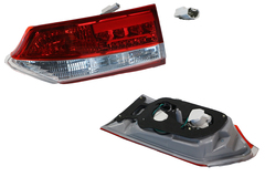 TOYOTA COROLLA ZRE172 SEDAN TAIL LIGHT INNER RIGHT HAND SIDE