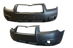SUBARU FORESTER SG BAR COVER FRONT