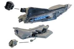 TOYOTA CAMRY  ASV50 HYBRID FOG LIGHT LEFT HAND SIDE