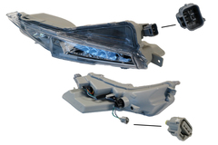 TOYOTA CAMRY ASV50 HYBRID FOG LIGHT RIGHT HAND SIDE