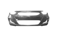 HYUNDAI ACCENT RB BAR COVER FRONT