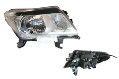 NISSAN NAVARA D23 NP300 HEADLIGHT RIGHT HAND SIDE