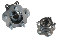 NISSAN ELGRAND E52 WHEEL HUB REAR