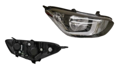 HYUNDAI I20 PB HEADLIGHT RIGHT HAND SIDE