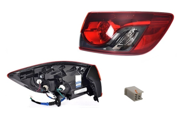 MAZDA CX-9 TB TAIL LIGHT RIGHT HAND SIDE OUTER