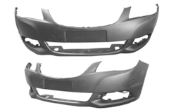 HOLDEN COMMODORE VF BUMPER BAR FRONT