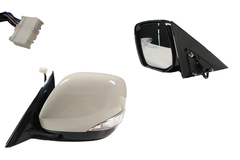 NISSAN PATROL Y62 DOOR MIRROR LEFT HAND SIDE